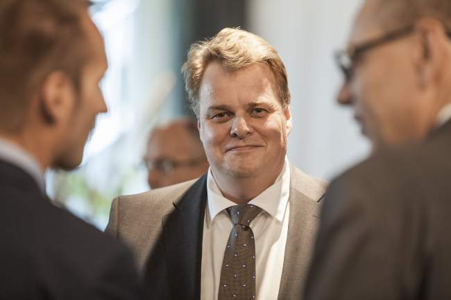 Zukunftsforscher Lars Thomsen
